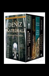 Ildefonso Falcones Tarihi Roman Kutulu Özel Seti (4 Kitap)