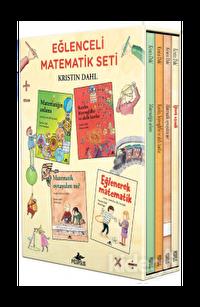 Eğlenceli Matematik Kutulu Özel Set (4 Kitap)