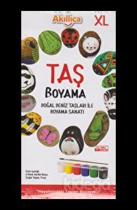Taş Boyama Seti XL