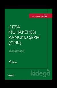 Ceza Muhakemesi Kanunu Şerhi-CMK