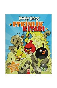 Angry Birds - Etkinlik Kitabı