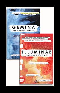 İlluminae Dosyaları 2 Kitap Takım