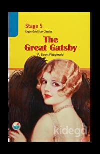 Stage 5 - The Great Gatsby (CD'li)