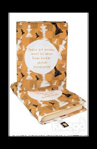 Kitap Kılıfı - Satranç