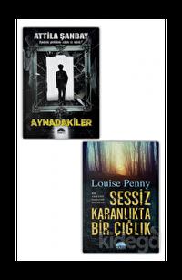 Aynadakiler - Sessiz Karanlıkta Bir Çığlık Seti (2 Kitap Takım)