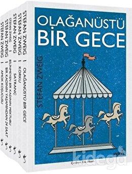 Stefan Zweig Seti (6 Kitap Takım)
