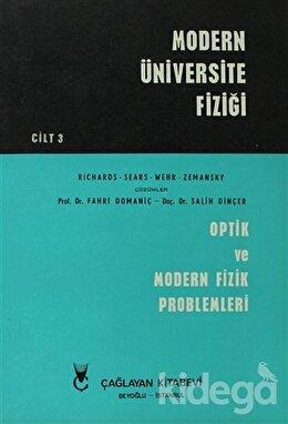 Modern Üniversite Fiziği Cilt: 3