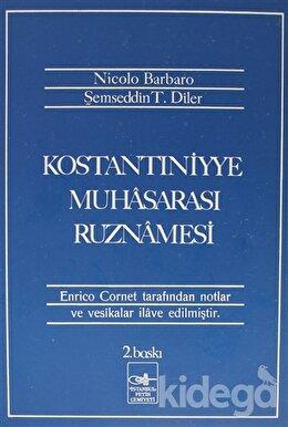 Konstantiniyye Muhasarası Ruznamesi