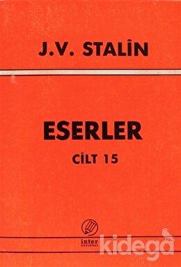 J. V. Stalin Eserler Cilt 15, Josef V. Stalin