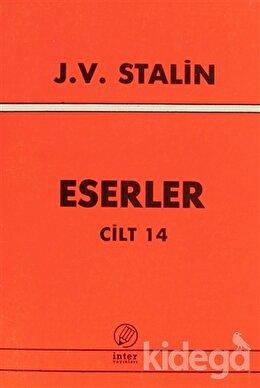J. V. Stalin Eserler Cilt 14, Josef V. Stalin