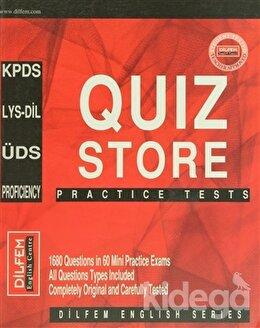 KPDS LYS-DİL ÜDS PROFICIENCY Quiz Store