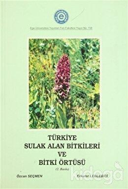 Türkiye Sulak Alan Bitkileri ve Bitki Örtüsü