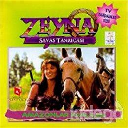 Zeyna Savaş Tanrıçası : Amazonlar Kraliçesi, Robert Tapert
