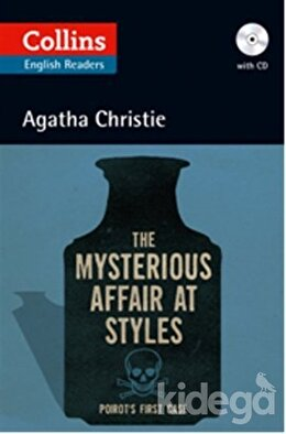 The Mysterious Affair at Styles + CD (Agatha Christie Readers)