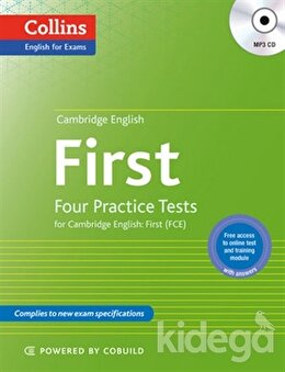 Cambridge English First (FCE) +MP3 CD (Four practice tests)