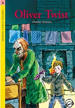 Oliver Twist - Level 4 - Classic Readers
