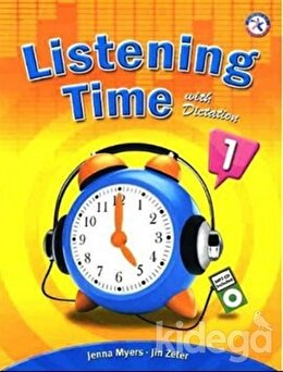 Listening Time 1 with Dictation + MP3 CD