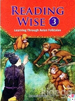 Reading Wise 3 Learning Through Asian Folktales + CD