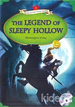 The Legend of Sleepy Hollow + MP3 CD (YLCR-Level 5)