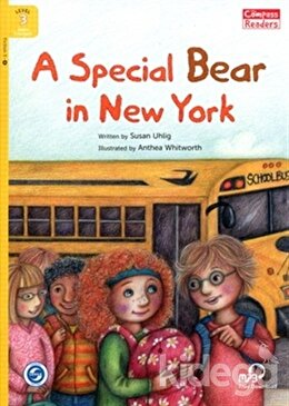 A Special Bear in New York +Downloadable Audio (Compass Readers 3) A1