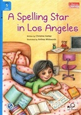 A Spelling Star in Los Angeles +Downloadable Audio (Compass Readers 5) A2