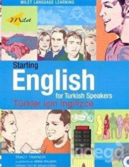 Starting English For Turkish Speakers (Kitap + CD)
