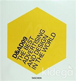 D&AD 09: The Best Advertising and Design in the World, Julius Wiedemann