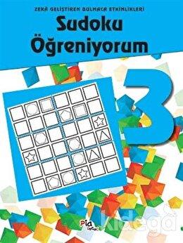 Sudoku Öğreniyorum 3
