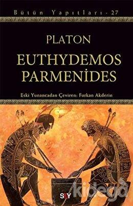 Euthydemos ve Parmenides - Bütün Yapıtları 27