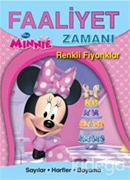 Faaliyet Zamanı - Minnie Renkli Fiyonklar, Kolektif