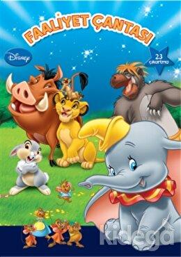 Disney Faaliyet Çantası