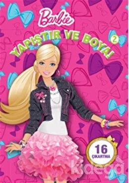 Barbie Yapıştır ve Boya 2