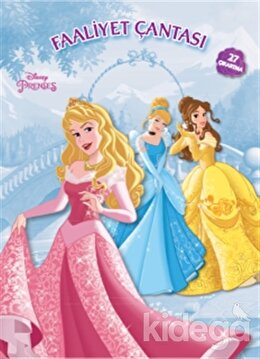 Disney Prensesler Faaliyet Çantası