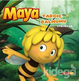 Arı Maya - Yargıç Balmumu Öykü Kitabı