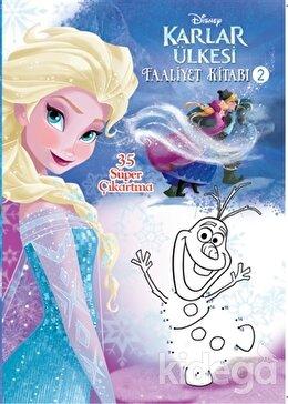 Disney Karlar Ülkesi Faaliyet Kitabı 2