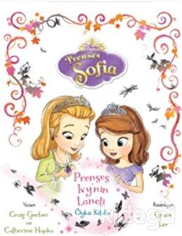 Disney Sofia Prenses İvy'nin Laneti Öykü Kitabı