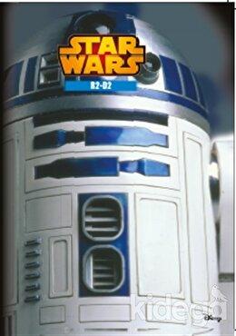Disney Starwars R2 - D2 Boyama ve Faaliyet Kitabı