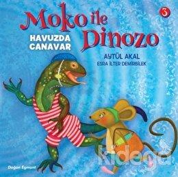 Moko ile Dinozo 3 - Havuzda Canavar