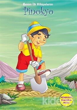 Benim İlk Hikayelerim - Pinokyo