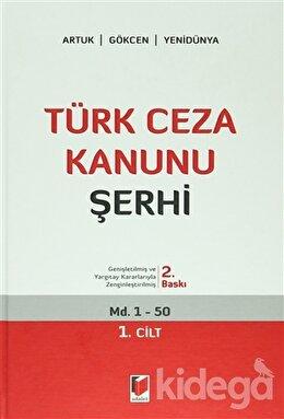 Türk Ceza Kanunu Şerhi (5 Cilt Takım)