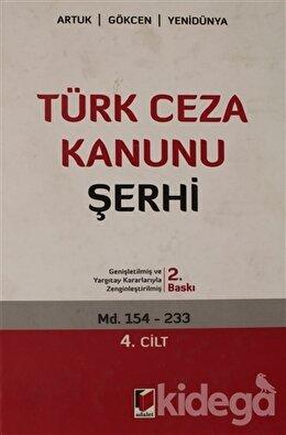 Türk Ceza Kanunu Şerhi  4. Cilt