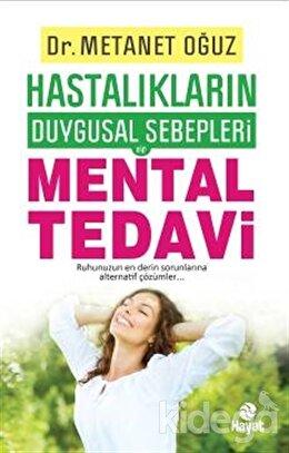 Hastalıkların Duygusal Sebepleri - Mental Tedavi