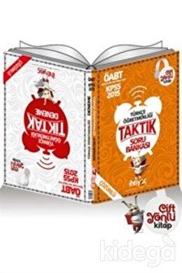 KPSS ÖABT Türkçe Öğretmenliği Taktik Soru Bankası Çift Yönlü Çözümlü 2015