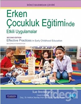Erken Çocukluk Eğitiminde Etkili Uygulamalar