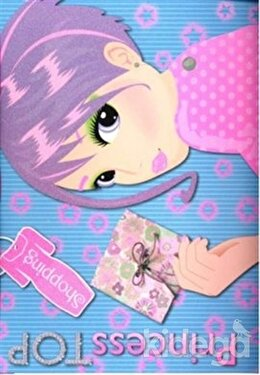 Princess Top My Shopping  (Mavi)