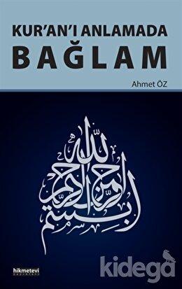 Kur'an'ı Anlamada Bağlam