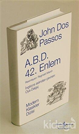 A.B.D. 1 42. Enlem, John Dos Passos