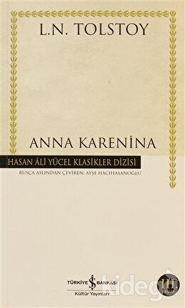 Anna Karenina, Lev Nikolayeviç Tolstoy