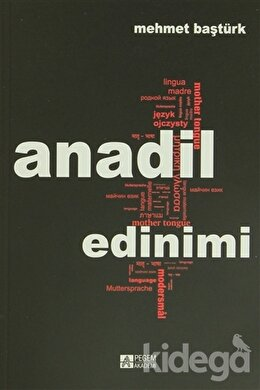 Anadil Edinimi