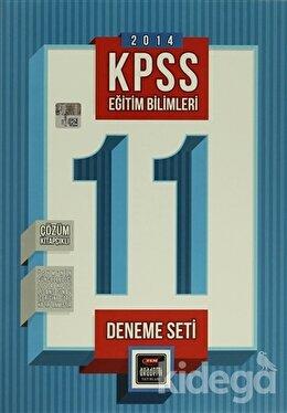 Fem 2014 KPSS Eğitim Bilimleri Çözümlü 11 Deneme Seti
